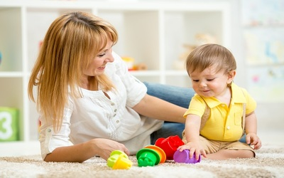 5 советов для обучения ребенка по Монтессори дома