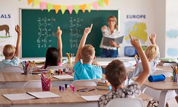 Как правильно украсить учебный класс