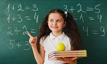 Математика, как пример обучения