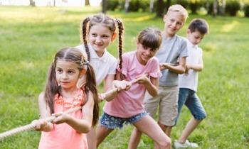 Пять увлекательных игр, которые заставят детей двигаться