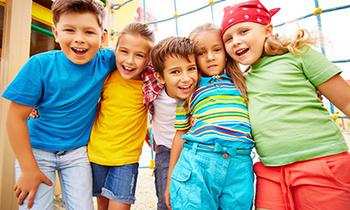 Размежевание детей в дошкольном учреждении