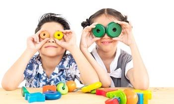 Шесть преимуществ деревянных игрушек для детей