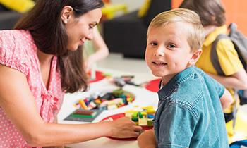 Советы по облегчению поступления детей в детский сад