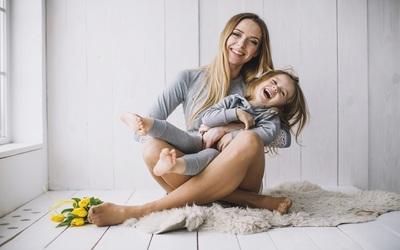 Воспитание детей с любовью