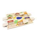 """Бизиборд """"Замочки"""" 33572 Lam Toys"""