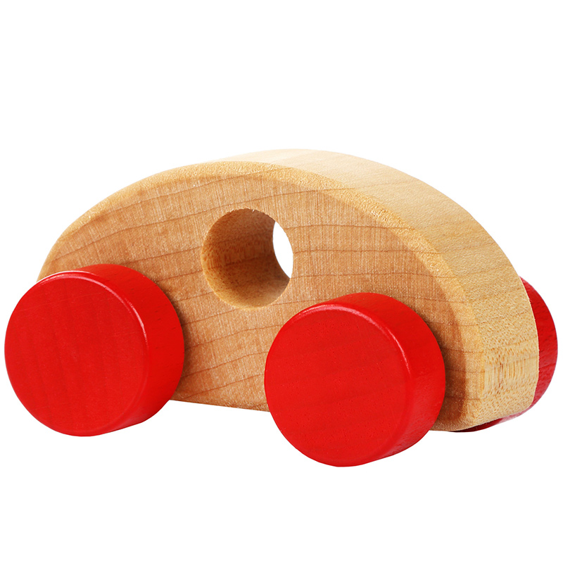 Деревянная Мини-машинка Кубика 3 Cubika