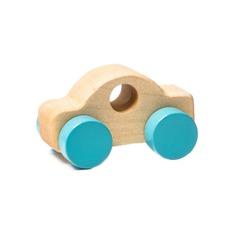 Деревянная Мини-машинка Кубика 4 Cubika