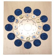 Игровая панель Сенсино 446-18 Lam Toys 171 деталь