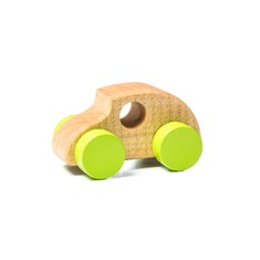 Деревянная Мини-машинка Кубика 1 Cubika