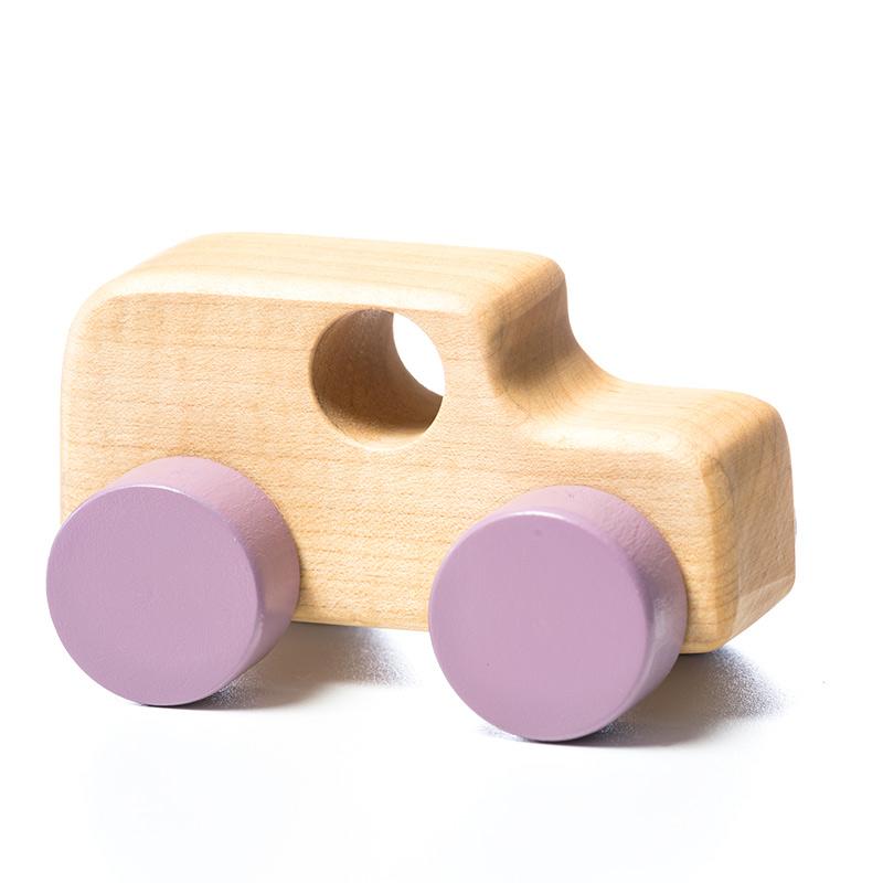 Деревянная Мини-машинка Кубика 2 Cubika