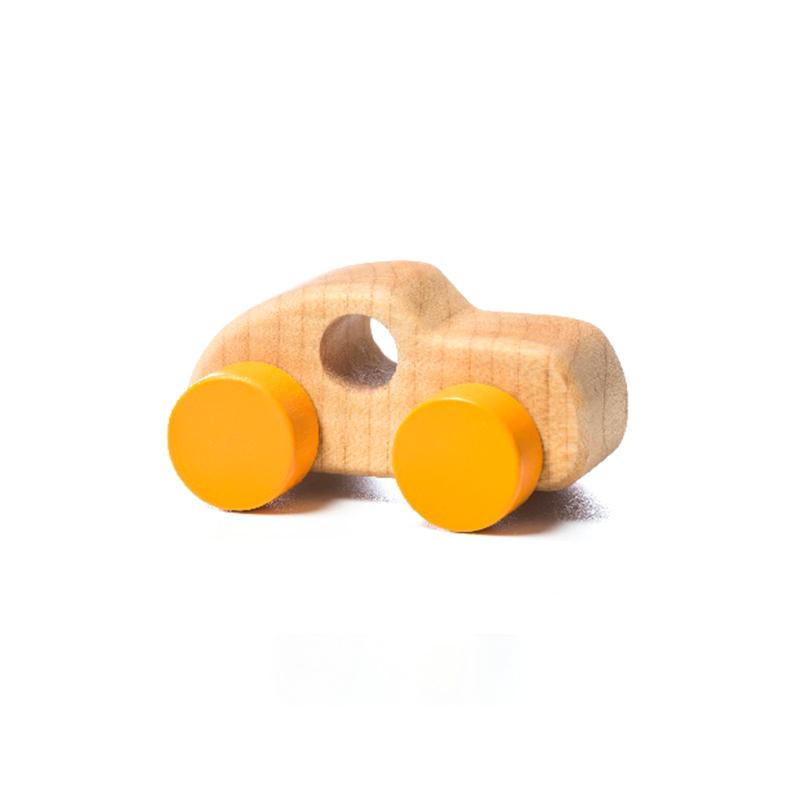 Деревянная Мини-машинка Кубика 5 Cubika