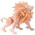 Деревянный конструктор Лев Игрушки из дерева