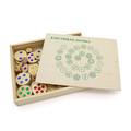 Детская логическая игра IQ-Элемент Блестящая логика 1522 Lam Toys (40 деталей)