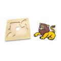Детская мозаика Лев 1480-2 Lam Toys (6 деталей)