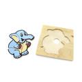 Детская мозаика Слон 1480-3 Lam Toys (6 деталей)