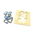 Детская мозаика Зайчик 1480-10 Lam Toys (6 деталей)