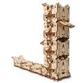 Механический 3D пазл конструктор из дерева Mодульный Дайс Тауэр 70069 (172 детали)