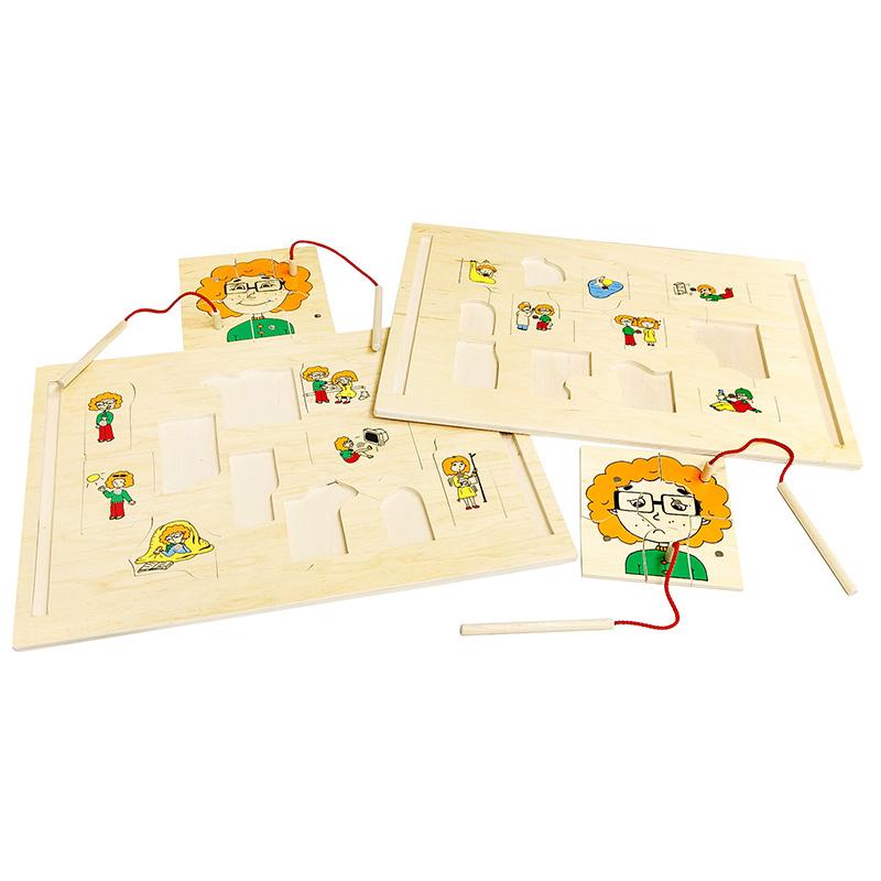 Дидактическое пособие Удочка здоровья 1524 Lam Toys 30 деталей
