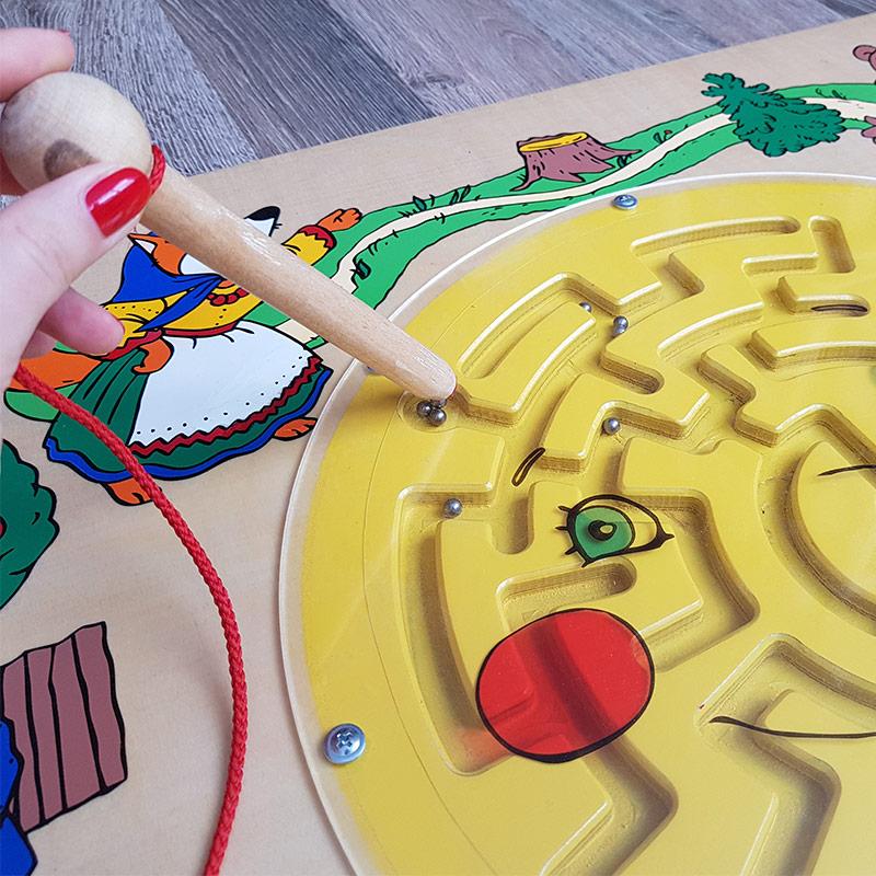 """Игровая панель """"Колобок"""" Lam Toys"""