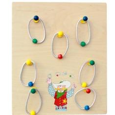 """Игровая панель """"Накинь кольцо"""" 446-8 Lam Toys"""