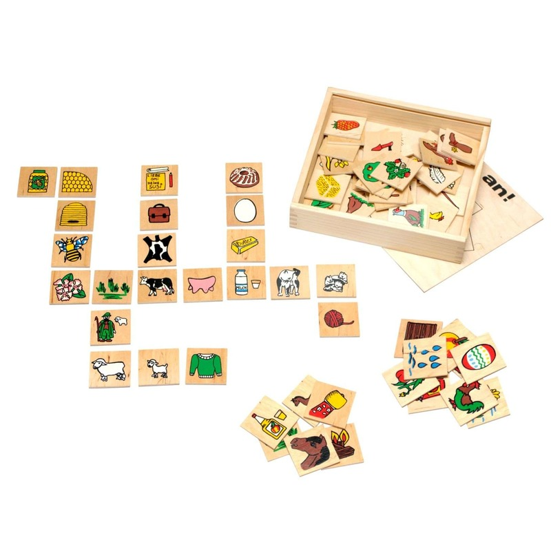 """Игровой набор """"Сложи цепочку"""" Lam Toys (72 детали)"""