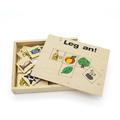 """Игровой набор """"Сложи цепочку"""" 5032 Lam Toys (72 детали)"""
