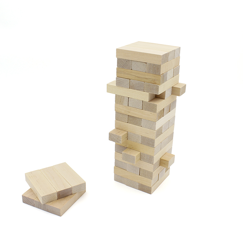 Игрушка Башня Дженга 1519 Lam Toys 54 детали