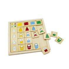 """Классификация """"Подбери игрушку"""" 1315 Lam Toys (18 деталей)"""