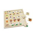 """Класифікація """"Підбери іграшку"""" 1318 Lam Toys (18 деталей)"""