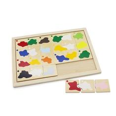 """Классификация """"Смешивание цветов"""" 1319 Lam Toys (24 детали)"""