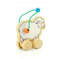 Лабиринт-каталка Овечка Игрушки из дерева