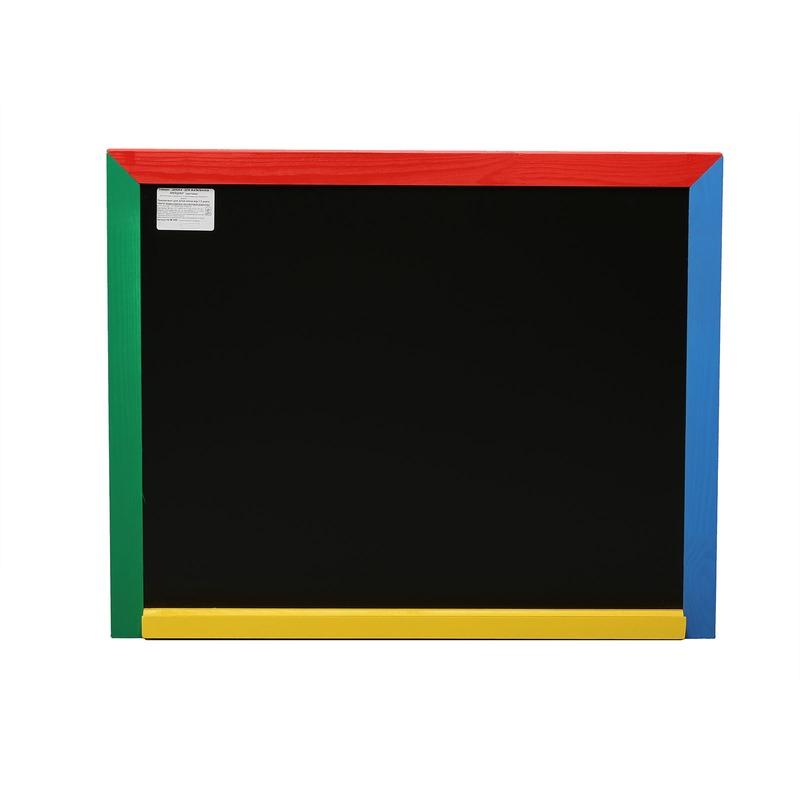 Доска для рисования мелом (настенная) Komarovtoys