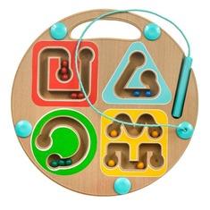 """Магнитный лабиринт """"Геометрия"""" Д443 Игрушки из дерева"""