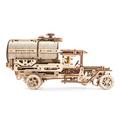 Механические 3D пазлы UGEARS Автоцистерна 70021 (594 детали)