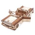 Механические 3D пазлы UGEARS Кабриолет мечты VM-05 70073 (739 деталей)