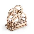 Механические 3D пазлы UGEARS Механическая шкатулка 70001 (61 деталь)