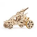 Механические 3D пазлы UGEARS Мини Багги 70142 (80 деталей)