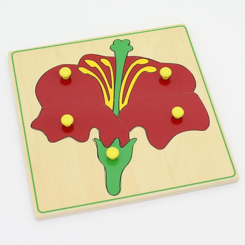 "Мозаика ""Цветок"" Lam Toys (8 деталей)"