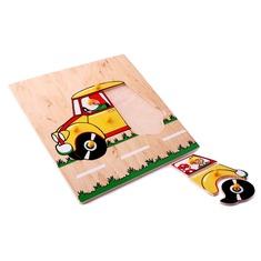 """Мозаика """"Автомобиль"""" 1011 Lam Toys (8 деталей)"""