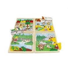 "Мозаика ""Экология"" 1440 Lam Toys (36 деталей)"