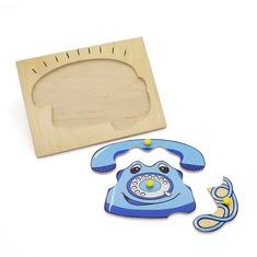 """Мозаика """"Телефон"""" 1002 Lam Toys (3 детали)"""