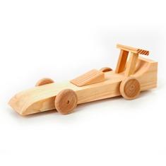 """Набор для творчества """"Гоночная машина"""" Д076 Игрушки из дерева"""