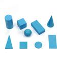 Набор геометрических тел и фигур 40мм. Komarovtoys А371 (9 деталей)