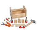 Детский набор Верстак плотника LL182 Lucy & Leo 15 деталей