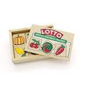 Настольная игра лото Овощи, фрукты, ягоды 1610 Lam Toys (30 деталей)