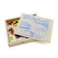 """Настольная игра лото """"Математика"""" 5005 Lam Toys (72 детали)"""