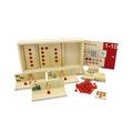 """Настольная игра """"Учимся считать"""" 1513 Lam Toys (40 деталей)"""
