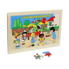 """Пазл """"День рождения"""" 1310 Lam Toys (40 деталей)"""