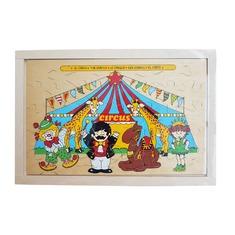"""Пазл """"Цирк"""" 1304 Lam Toys (40 деталей)"""