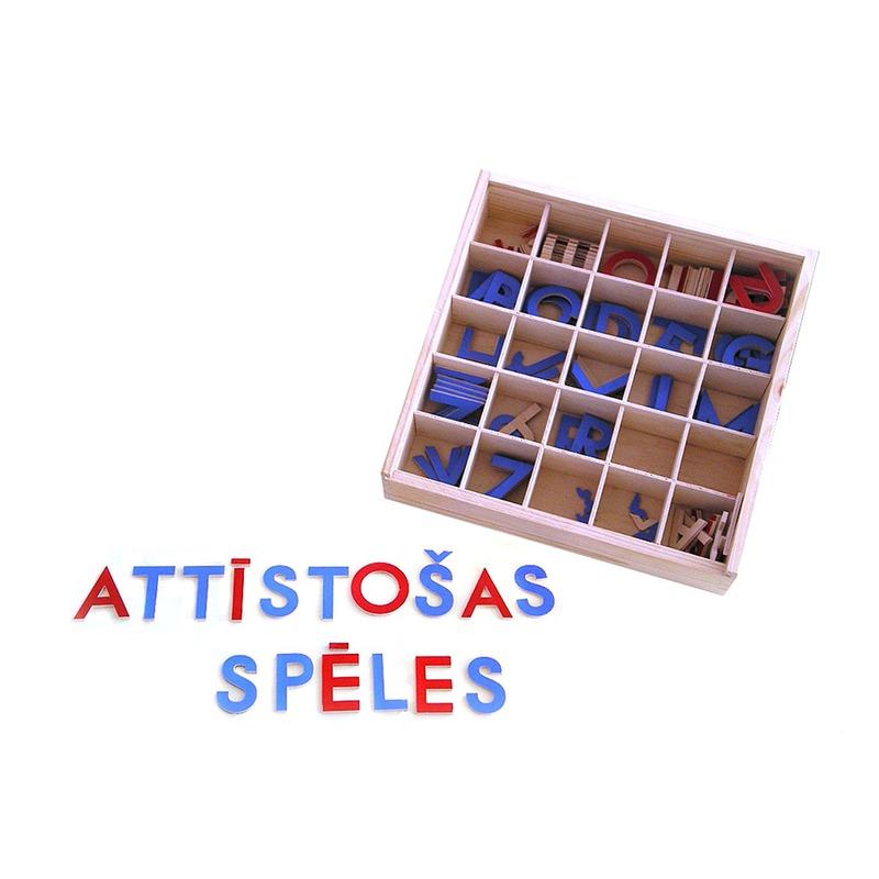 Подвижный алфавит (Лит.) Lam Toys